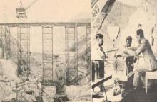 เปิดภาพก่อสร้าง เขื่อนภูมิพล อีกหนึ่งโครงการพระราชดำรัสของ พ่อหลวงรัชกาลที่ 9