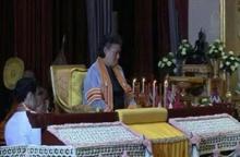 สมเด็จพระเทพรัตนราชสุดาฯ เสด็จพระราชทานปริญญาบัตรแก่นิสิต จุฬาฯ