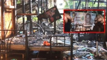 อัศจรรย์!!! ไฟไหม้บ้านชาวเมียนมาร์วอดทั้งหลัง แต่มีสิ่งหนึ่งกลับไม่ถูกเผาไหม้