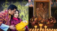วันครบรอบอภิเษกสมรสของ กษัตริย์จิกมี พระองค์ทรงสละความสุขส่วนพระองค์เพื่อน้อมถวายอาลัย ในหลวง ร.๙!!