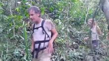 เจอตัวแล้ว 2 นักท่องเที่ยวสเปน แอบไปเดินป่าเขาใหญ่ สุดท้ายหลงป่า-กลับไม่ได้