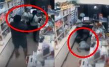 เผยนาที หนุ่มบุกยิงสาวเซเว่นดับสยอง ต่อหน้าคนทั้งร้าน! (คลิป)