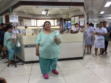แพทย์มช.ลดน้ำหนักหญิงอ้วนกว่า300กก.เหลือ140 เดินฉิว กินน้อยลง