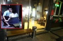 อดใจไม่อยู่!! คู่รักวัยทองมีเซ็กซ์กันจะจะหน้าร้านอาหารไทยที่กรุงไทเป