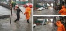 ฝนถล่ม!! น้ำท่วมหลายจุด กรุงเทพ-ปริมณฑล