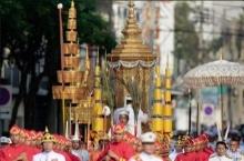 เปิดหมายกำหนดการ งานพระราชทานเพลิงพระศพสมเด็จพระสังฆราช วันนี้ (16 ธ.ค.58)