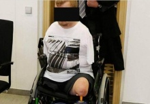 บ้าไปแล้ว!!จับหนุ่มพิการแขนขาขาด ใช้หัวลวนลามเด็ก 6 ขวบ!!