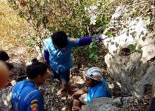ถ้ำลพบุรีถล่มปิดปากทางหนีรอด3เร่งช่วยคนติดอีก1