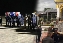 เป็นเกียรติแก่วงตระกูล ในหลวงพระราชทานน้ำหลวงอาบศพ 3 นายทหาร