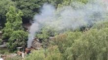 ชาวบ้านร้องเรียนสื่อ รพ.ดังเผาขยะติดเชื้อ