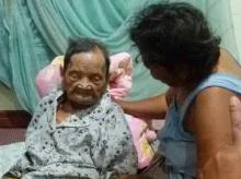 หญิงอายุกว่า100ปี ลั่นจะไปลงประชามติให้ได้ เพราะเป็นคนไทย!!