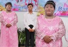 สาวอ้วน 120 กิโลแต่งงานกับหนุ่มผอม เพื่อลบคำดูถูกหาแฟนไม่ได้