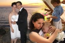 จุดเริ่มต้นครอบครัวสุดอบอุ่นของ คุณพลอยไพลินกับสามี และ ลูกๆ