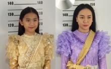 บุพเพฯฟีเวอร์!! ครูสาวเมืองชลบุรีชวนลูกศิษย์วัย11 สวมชุดไทยถ่ายบัตรปชช. 2 คนแรกในศรีราชา