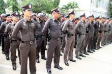 เปิดบัญชีอัตราเงินเดือนตำรวจ 2558 ต่ำสุด 1,360 บาท สูงสุด 78,030 บาท