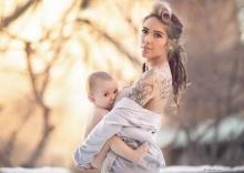 อย่าได้แคร์การให้นมลูก! กับภาพสุดสวย ที่สนับสนุนการให้นมลูกในที่สาธารณะ