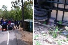 รถรางนำเที่ยวสวนสัตว์ขอนแก่น พุ่งลงเขาชนรถรางอีกคัน ตาย5 เจ็บครึ่งร้อย!