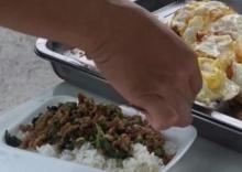 ทหารเชียงใหม่จัดทำข้าวกล่อง 10 บาทช่วยลดค่าครองชีพประชาชน
