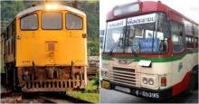อวสานรถเมล์-รถไฟฟรี ! รัฐบาล สั่งยุติ สิ้นเดือนตุลาคมนี้