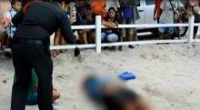 สุดเศร้า!!ลุงบานาน่าโบ๊ท ฮีโร่ ช่วยเด็กจมน้ำ แต่ลุงไม่รอด!!!