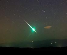 แสงสีเขียวเมื่อคืนที่หลาย ๆคนเห็นเมื่อคืนคืออะไร มีคำตอบที่นี่คะ(มีคลิป)