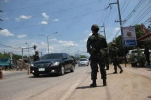 ทหารเอาจริง เมาแล้วขับ โดนแน่ ยืดรถ-คุมตัว