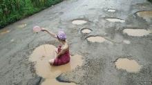 ถนนไทย กระฉ่อนโลก BBC ตีข่าว แช่น้ำ ประจานห่วยกว่าโลกพระจันทร์