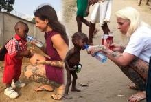เด็กไนจีเรีย ถูกปล่อยหิวตายในวั้นนั้น ปัจจุบันนี้เปลี่ยนไป ชีวิตดี๊ดี