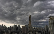 มาแล้ว!! ฝนถล่มหนักตอนเลิกงาน กรุงเทพ-ปริมณฑล ร้อยละ 60 % พื้นที่ (คลิป)