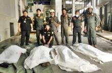 เศร้า!!! คนงานลงซ่อมบ่อบำบัดน้ำเสีย ก่อนขาดอากาศหายใจตาย 4 ศพ