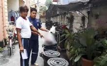 สุดสลด!! พบศพทารก ถูกทิ้งในถังขยะหน้าหอพัก เเม่เด็กอ้าง ลื่นล้มจนเเท้ง!