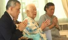 ภาพที่คนไทยรอคอย!สมเด็จพระราชินี ในรัชกาลที่ 9 - ร.10 ทรงบำเพ็ญพระราชกุศล 12 สิงหาฯ(ภาพ-คลิป)