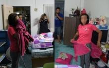 สาววัย 40 กำลังจะอาบน้ำนอน จู่ๆ โดนตำรวจค้นห้อง เจอเต็มๆ เนื้อตัวสั่น ใครก็ช่วยไม่ได้