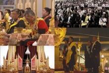 ร.10-พระบรมวงศานุวงศ์ เสด็จฯขึ้นพระเมรุมาศถวายพระเพลิงพระบรมศพ