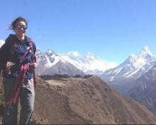 สุดเศร้า!! 'หมออีฟ' สาวไทยดับในเหตุแผ่นดินไหวบนเขาเอเวอร์เรสต์ ขณะขึ้นไปช่วยคน