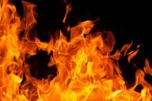 เพลิงไหม้อาคารในหอสมุดแห่งชาติ