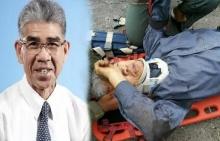อัพเดทอาการ ดร.สมเกียรติ อ่อนวิมล หลังประสบอุบัติเหตุ!!
