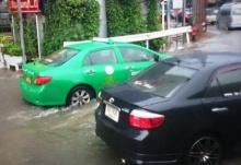 เช็กก่อน!! ถนน 10 จุดที่น้ำท่วมช่วงเช้านี้