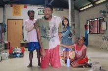 เศร้า!! หนุ่มไทยสูง 269 ซม. เสียชีวิตแล้ว!!