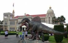 วันเด็กปีนี้ รัฐบาลชวนดู ไดโนเสาร์ บุกทำเนียบ พบ ลุงตู่ผู้ใจดี