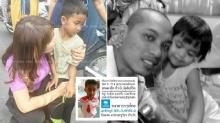 เปิดชีวิตดช.วัย6ขวบลูกชายมะเย็ง หลังสูญเสียพ่อ-น้อง4ขวบในเหตุระเบิด