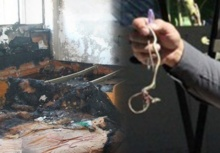 RIP 'งูเขียวหางไหม้' ตัวการ ทำห้องพักขรก. ไฟไหม้