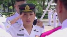 ประกาศพระราชทานพระยศทหาร พระองค์หญิงสิริวัณณวรีฯ
