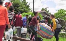 ม.44 ชะลอโทษปรับ พ.ร.ก.แรงงานต่างด้าวได้ผล แรงงานพม่าหยุดไหลกลับบ้าน
