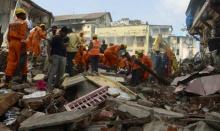 ด่วน!! ตึกถล่มในเมืองมุมไบ ดับแล้ว 11 ศพ สูญหายหลายสิบคน!!