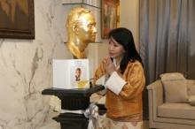 """""""พระราชชนนีภูฏาน""""เสด็จไทย ทรงเผยชาวภูฏานนำหลักเศรษฐกิจพอเพียงไปใช้ในชีวิต"""