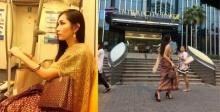 แห่แชร์ภาพ สาวแต่งชุดไทย ปลุกกระแสอนุรักษ์ชุดประจำชาติ
