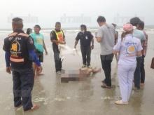 สุดสลด!! นักท่องเที่ยวจมน้ำทะเลหัวหินวันเดียว 5 ราย ดับ 3 ศพ