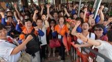 ฮือฮา! ทัวร์จีนมาเที่ยวไทย 1.2 หมื่น บริษัทเดียวกัน แบ่งทีละ 3 พันคน