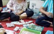ร้องไห้หนักมาก! หนุ่มพม่าถูกหวยนับแสน แวะนั่งนับเงิน แต่ถูกตำรวจเจอสิ่งนี้ ถึงกับน็อค